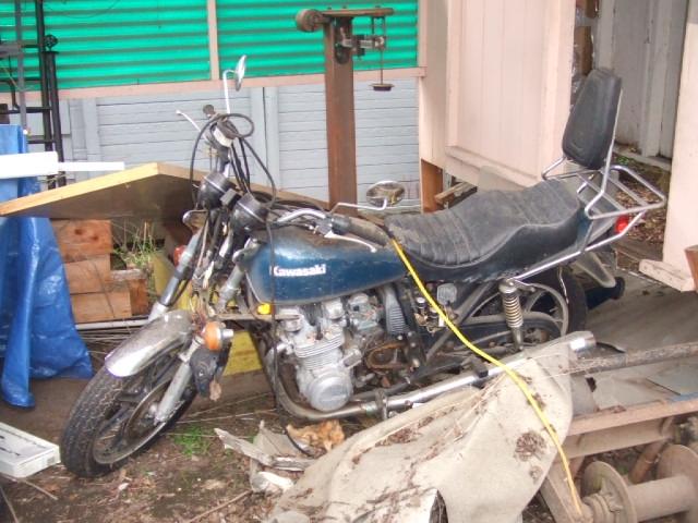 1979 KZ650 C3